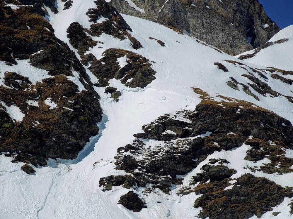 Avalanche Vanoise, secteur Col du Soufre - Photo 1 - © Coubat Grégory