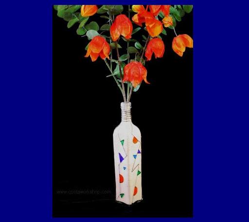 2 glas fles met bloem.w.JPG