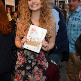 WWW.ENTSIMAGES.COM -   Carie Hope Fletcher    arriving at          FORBIDDEN BROADWAY - Press Night at Vaudeville Theatre London September 15th 2014Phillip George directs return of Gerard Akessandrini's comedy revue which, when it was first performed in New York, poked fun at a range of Broadway stars including Whoopi Goldberg and Elaine Paige.                                             Photo Mobis Photos/OIC 0203 174 1069