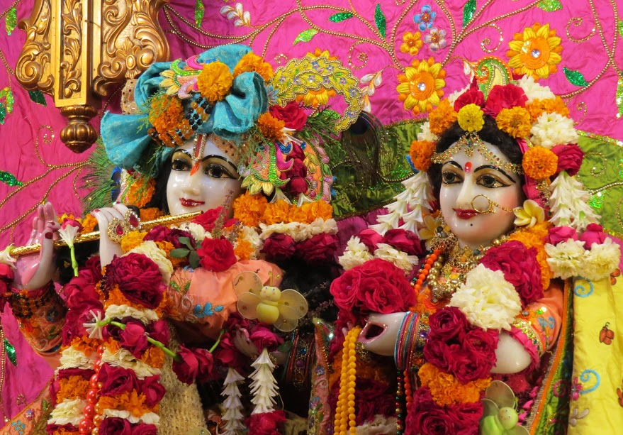 ISKCON Vallabh vidhyanagar Deity Darshan 16 jan 2017 (7)