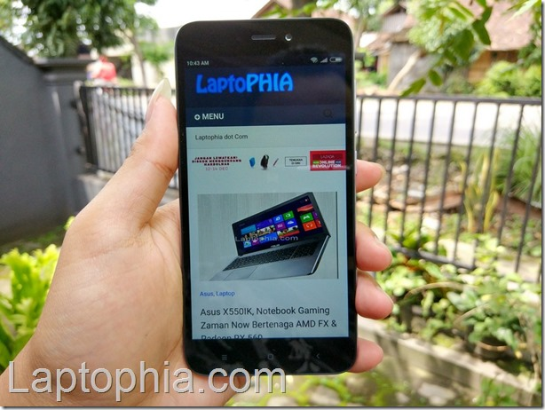 Hands On Xiaomi Redmi 5A, Smartphone Kekinian Harga Kurang dari Sejuta!