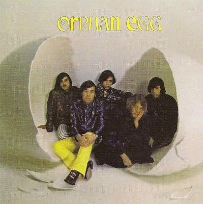 Orphan Egg ~ 1969 ~ Orphan Egg