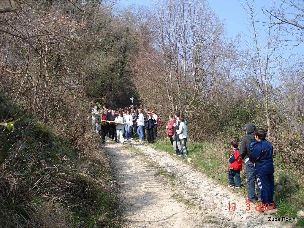 Križni put, Stazom sv. Šimuna, Gračišće - DSC02109.JPG