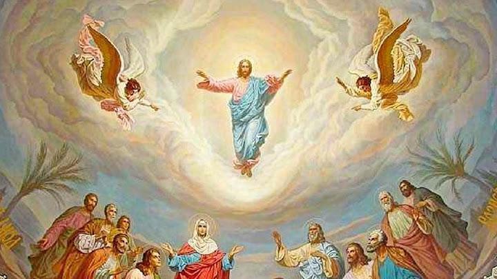 Có Chúa cùng hoạt động (16.5.2021 – Chúa nhật 7 Phục Sinh: Chúa Thăng thiên)