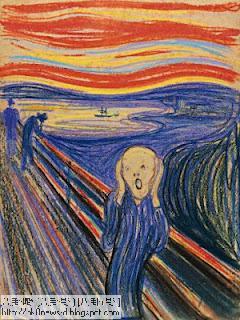 蒙克 吶喊-蒙克 吶喊(The Scream)
