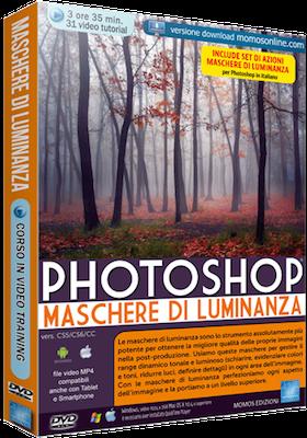 Video Corso Avanzato di Photoshop - Maschere di Luminanza - GDF N.90 - Ita