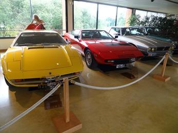 2018.07.02-161 Maserati Merak 1972, Khamsin 1979 et Kyalami 1983