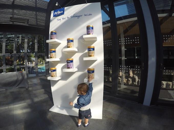 Eksperimen YA untuk anak | Friso Gold