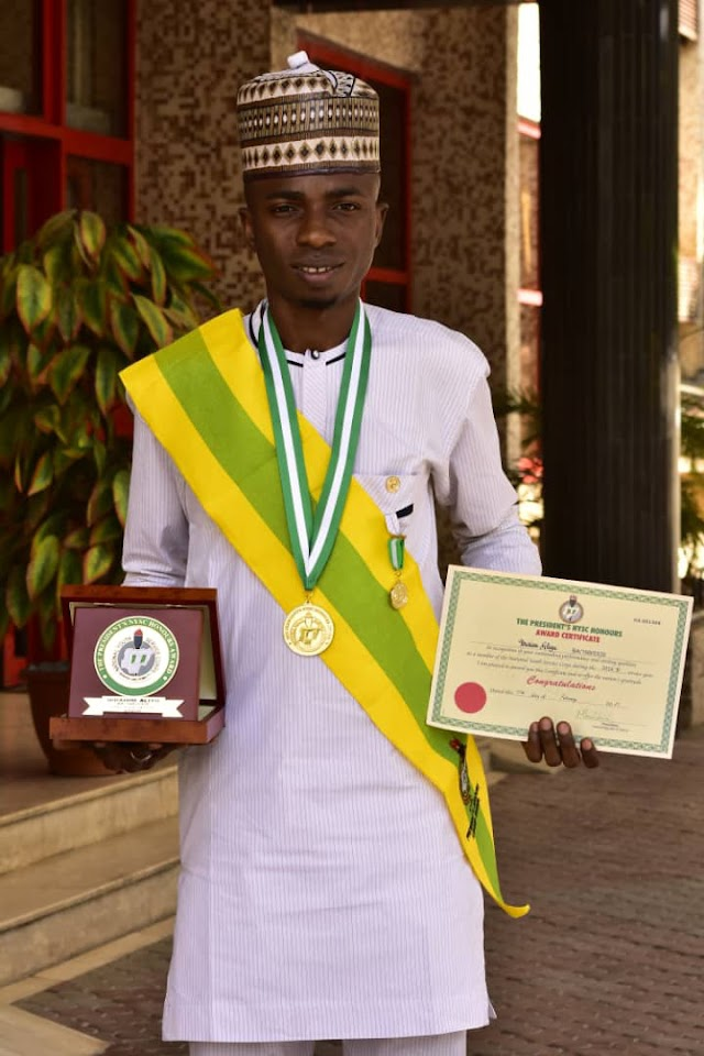 Fedpoly Offa Graduate Bags Presidential Honours, Automatic Employment