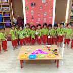 Introduction to Triangle in Nursery at Witty World