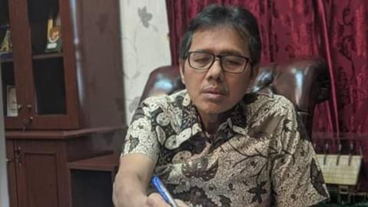 Foto: Gubernur Sumbar, Irwan Prayitno. 6 Orang Warga Sumbar Dinyatakan Sembuh dari Covid-19.