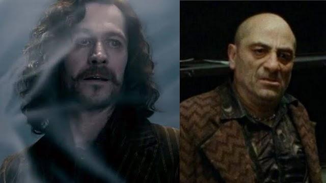 Há 25 anos Mundungo Fletcher Vendia os Pertences de Sirius Black   Harry Testa a Levicorpos em Rony