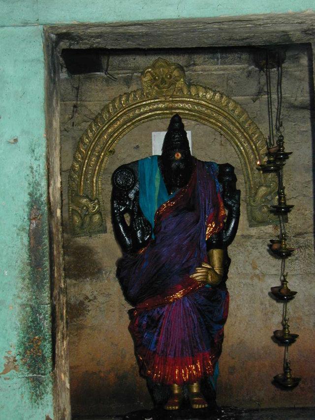 Sri Pasupatheeswarar Temple Aavoor Pasupateeswaram