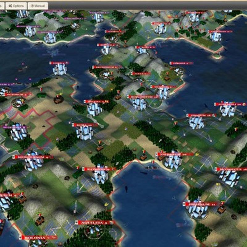 Cómo jugar a FreeCiv videojuego de estrategia por turnos: definición del mundo.
