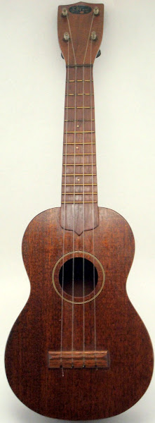Penn Soprano Ukulele made in New Jersey