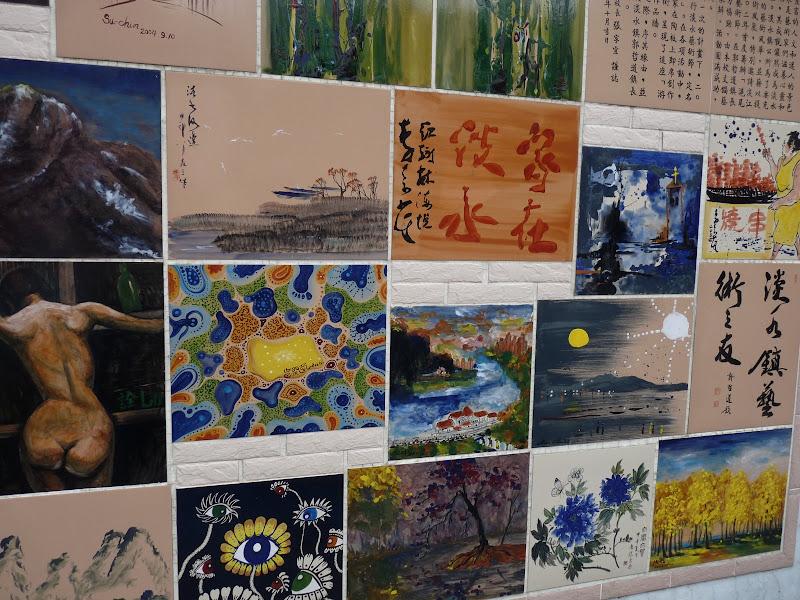 TAIWAN. Taipei.Danshui et en face, Bali - P1120128.JPG