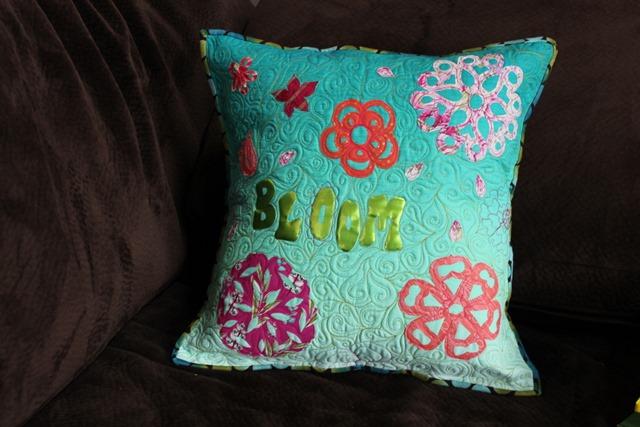 Bloom PIllow
