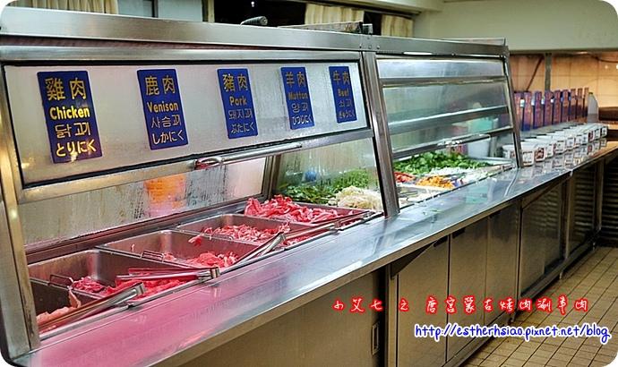 3 肉品、蔬菜、醬料區