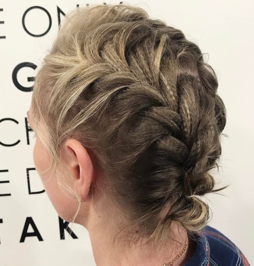 Last Trendy Hairstyles For Teenage Girls 2017 10