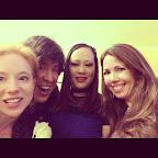 July 4th shenanigans with @carogayle, @cashcashbangbang, and Heather. #friends #independenceday #LosAngeles #skeptic
