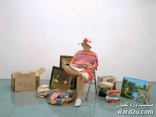 منحوتات واقعية ابداع النحات الامريكى Duane Hanson