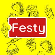 Festy, Pide fácil, rápido y seguro tu domicilio.