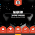 Magcro Parallax Blogger Template
