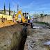Cruz das Almas: Secretaria de Infraestrutura realiza drenagem do bairro José Augusto Sampaio.