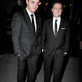 WWW.ENTSIMAGES.COM -     Ant and Dec   at     RTS Programme Awards  Grosvenor House Hotel Park Lane London March 19th 2013                                                  Photo Mobis Photos/OIC 0203 174 1069