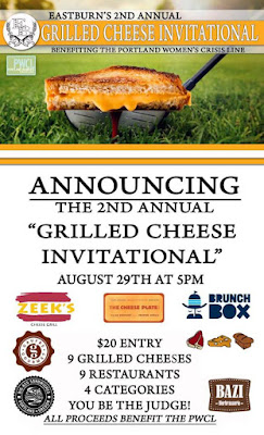 The Eastburn's Grilled Cheese Invitational 2015