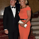 OIC - ENTSIMAGES.COM - Anton Du Beke and Hannah Summers  at the The Dream Ball - charity fundraiser  in London  7th May 2016 Photo Mobis Photos/OIC 0203 174 1069