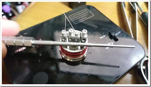 DSC 1244 thumb%25255B2%25255D - 【RDA】爆煙四角型黒い悪魔!Wotofo Atty3 Cube RDAレビュー!
