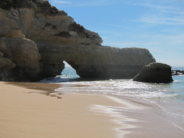 portugal algarve portimao rich girl travel destination picture