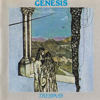 Genesis ~ 1970 ~ Trespass