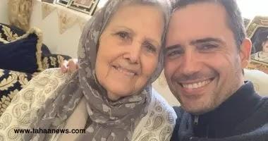 وفاة والدة الفنان التونسي ظافر العابدين