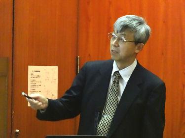 「電気化学測定による光・プロトン・電子が絡む機能性物質の評価」 中央大学 理工学部 教授 芳賀 正明
