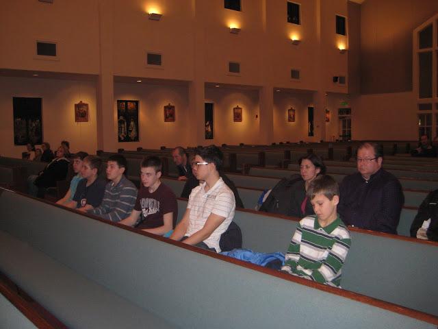 3.11.2011 Wizyta ks Karola Twarowskiewgo, SChr. z Oshawa, ON Canada - IMG_7409.JPG