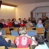 KFD Sondermühlen: Adventsfeier für Senioren 09.12.2007
