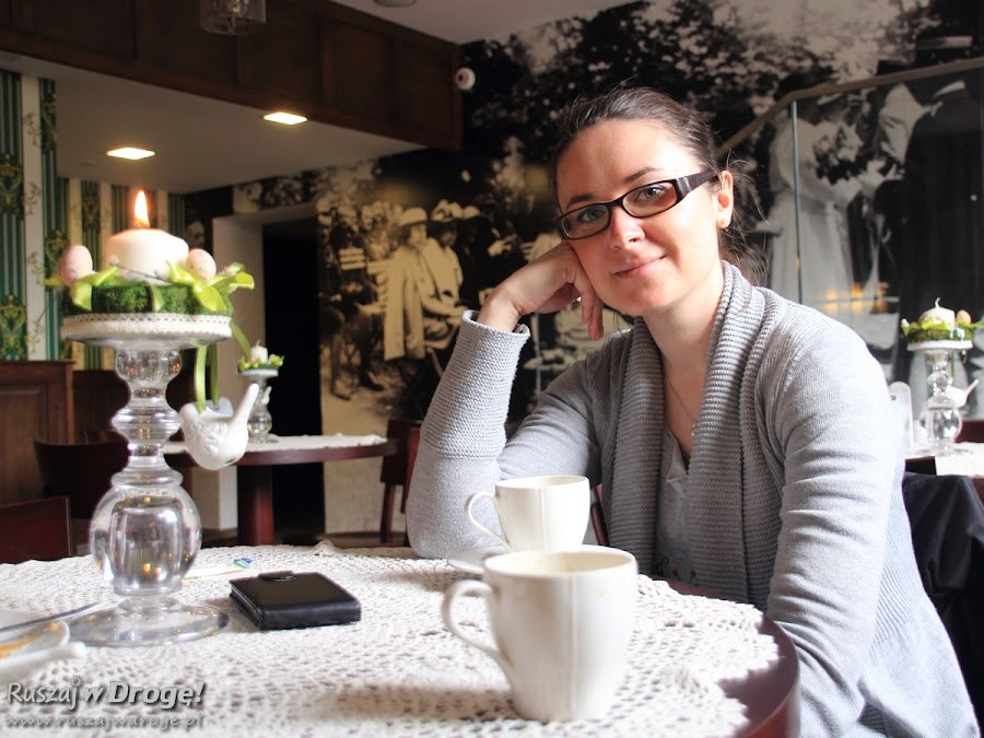 Kawiarnia w Muzeum Powstań Śląskich w Świętochłowicach
