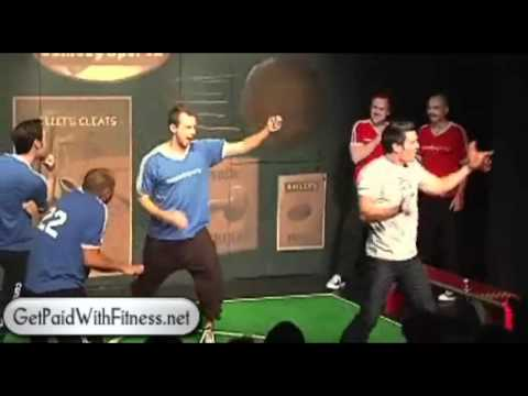 Tony Horton In The Comedy Sports, Tony Horton