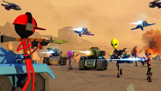 Creepy Aliens Battle Simulator 3D 9