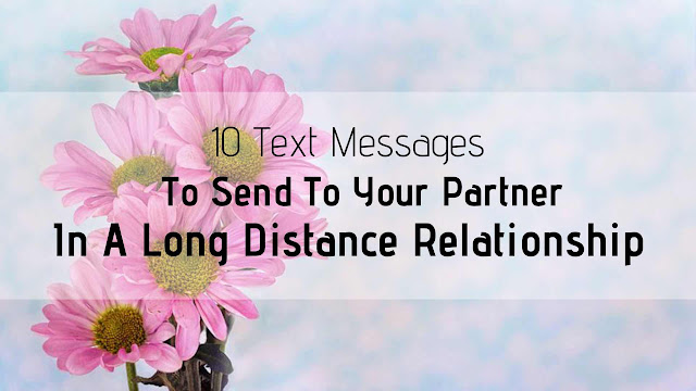 Being on a distance is never the easiest