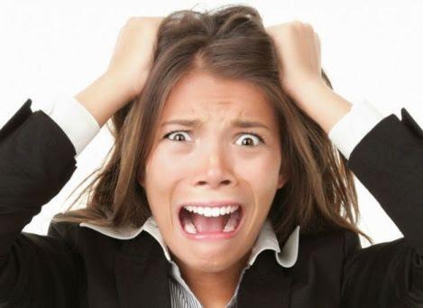 Síntomas de un ataque de nervios