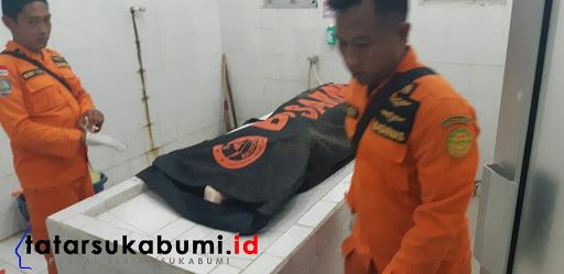Korban Tenggelam di Palabuhanratu Ditemukan Jauh Dari LKP