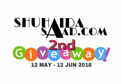 http://www.shuhaidasaad.com/2018/05/shuhaidasaadcom-2nd-giveaway.html?m=1