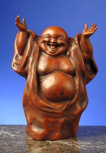 Laughing Buddha Posture Meanings