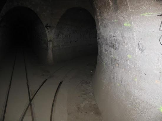 międzyrzecki rejon umocniony - tunele bez wyjścia
