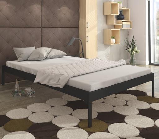 Łóżko metalowe Toronto (wzór 40) (140-200 cm)