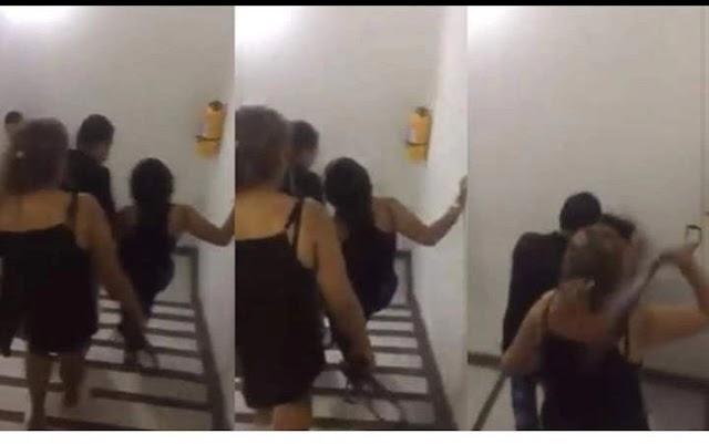 Fue a bailar sin autorización y sus padres la sacaron del boliche a cinturonazos