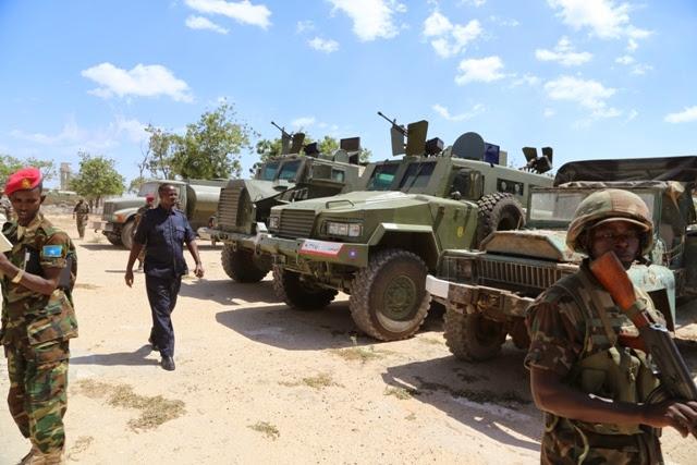 Armée Somalienne / Military of Somalia IMG_2301